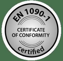 logo certificazione 1090 1